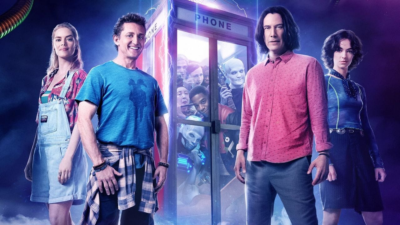 Bill & Ted Face the Music watch online