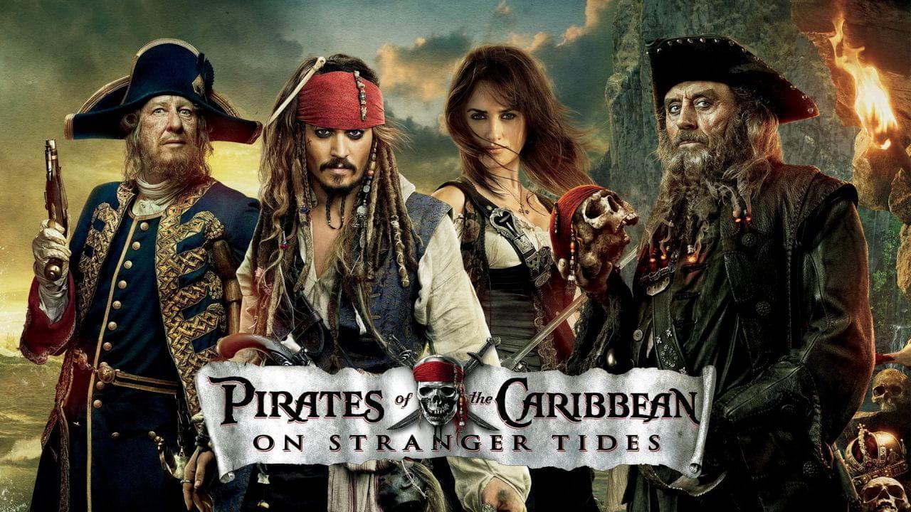 Пірати Карибського моря: На дивних берегах дивитися онлайн