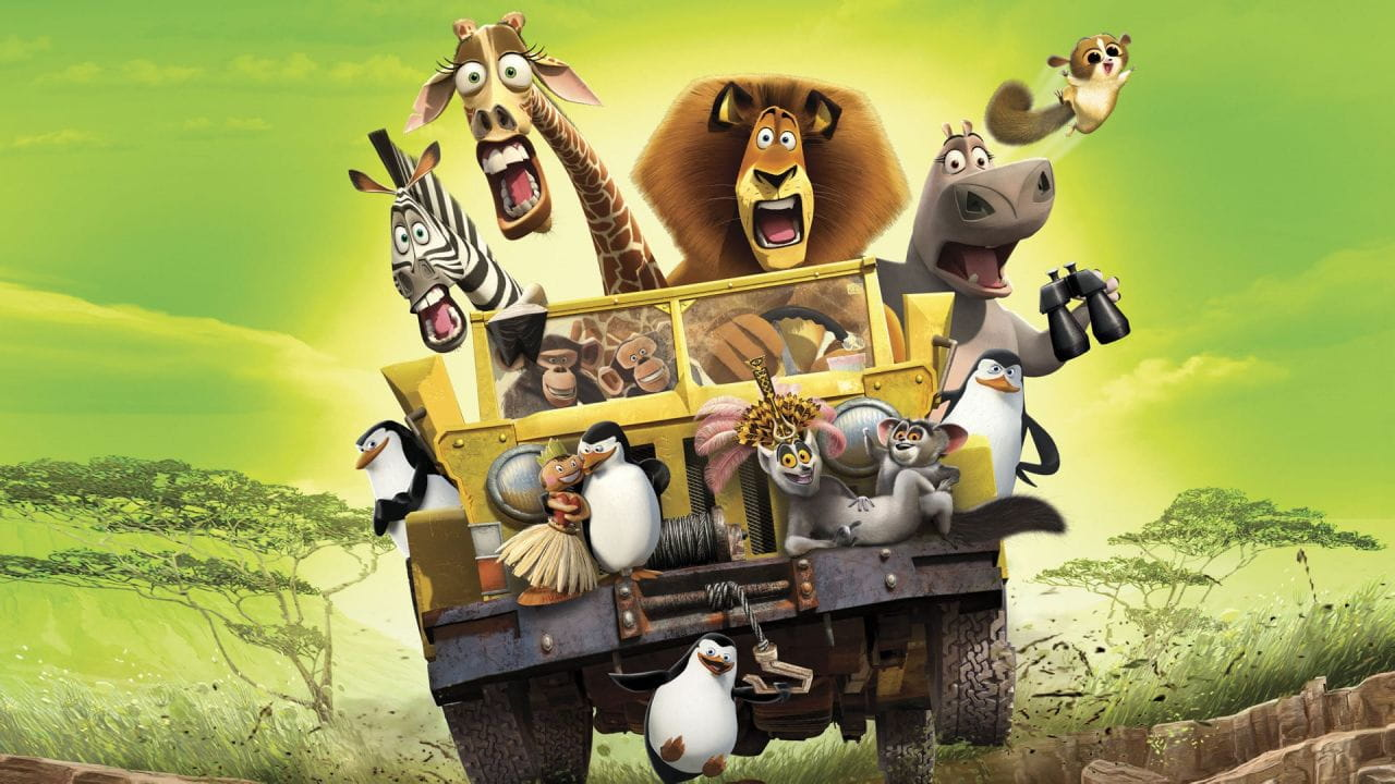 Madagascar: Escape 2 Africa watch online