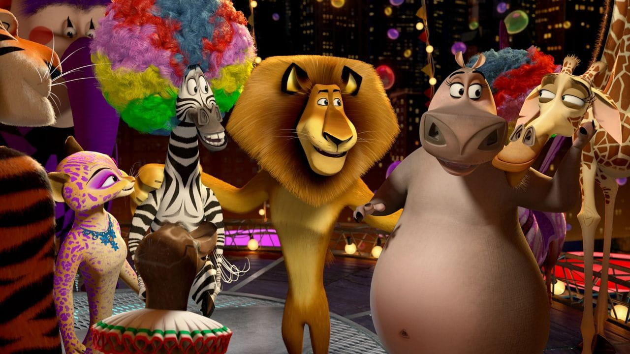 Madagascar 3: Europe's Most Wanted watch online