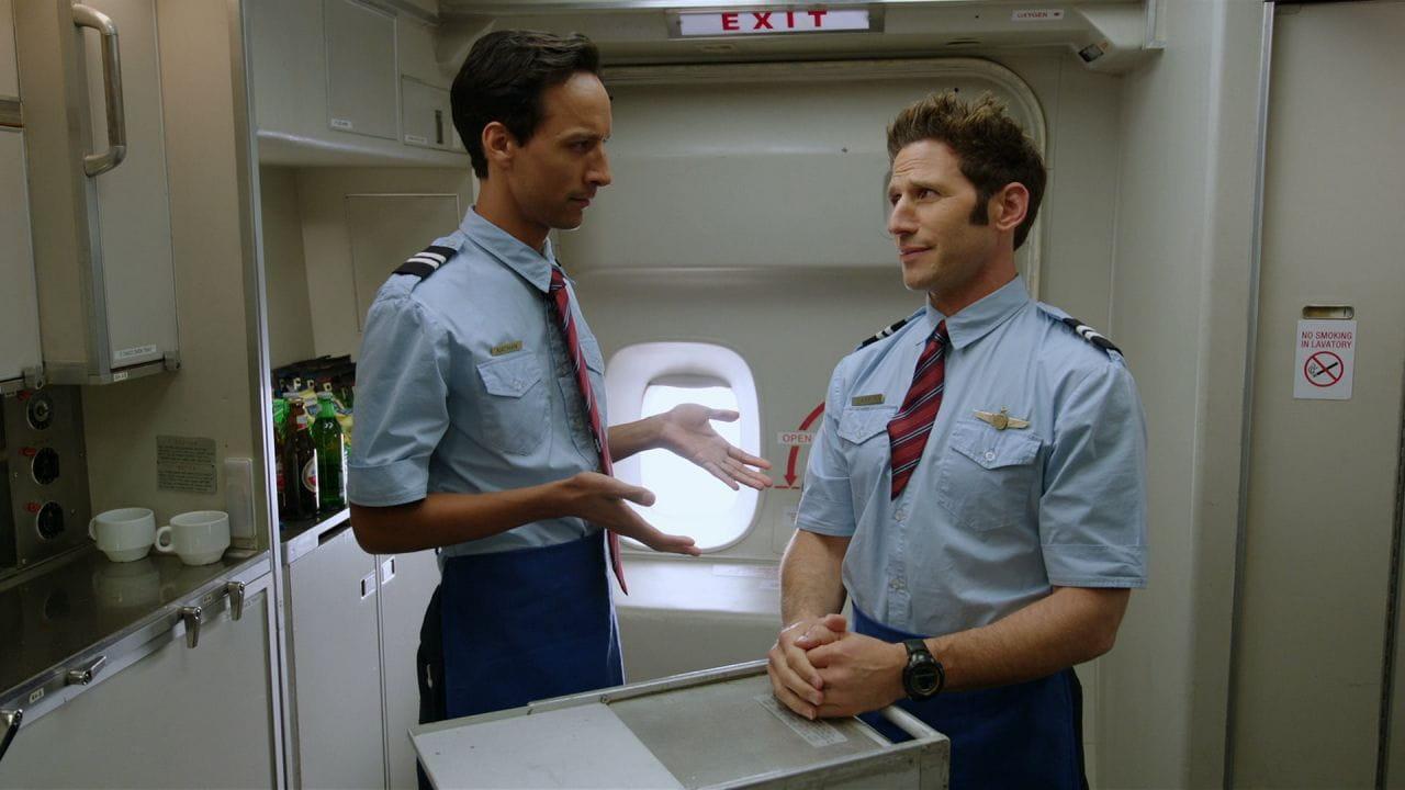 Larry Gaye: Renegade Male Flight Attendant watch online