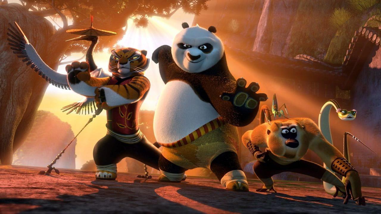 Панда Кунг-Фу 2 дивитися онлайн