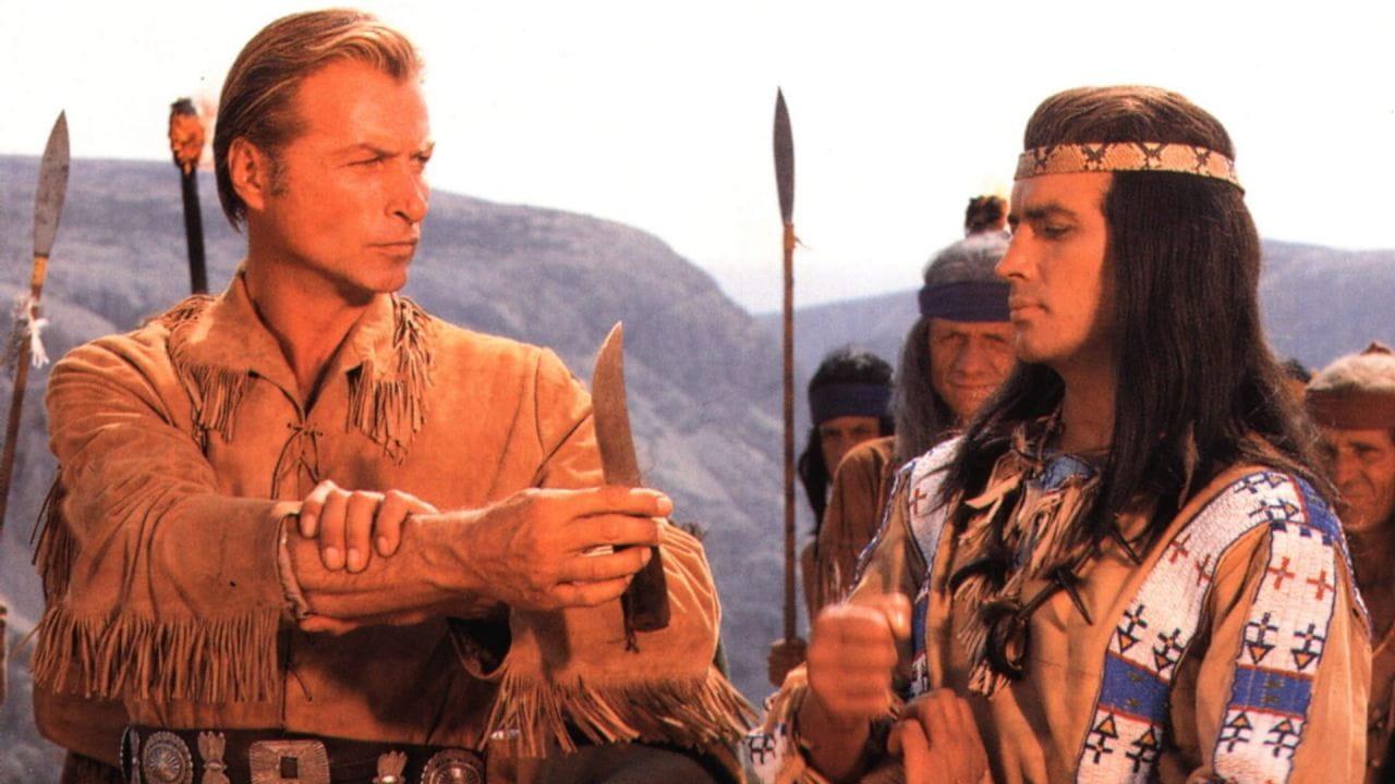Вождь Віннету: Золото апачів дивитися онлайн