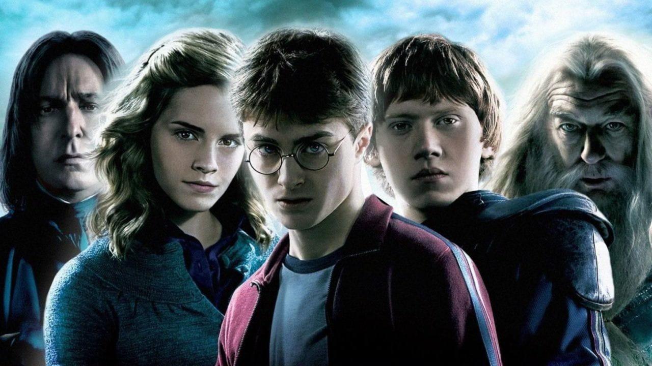 Гарри Поттер и Принц-полукровка смотреть онлайн