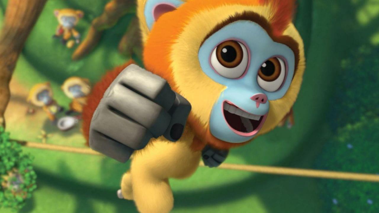 Monkey King Reloaded watch online