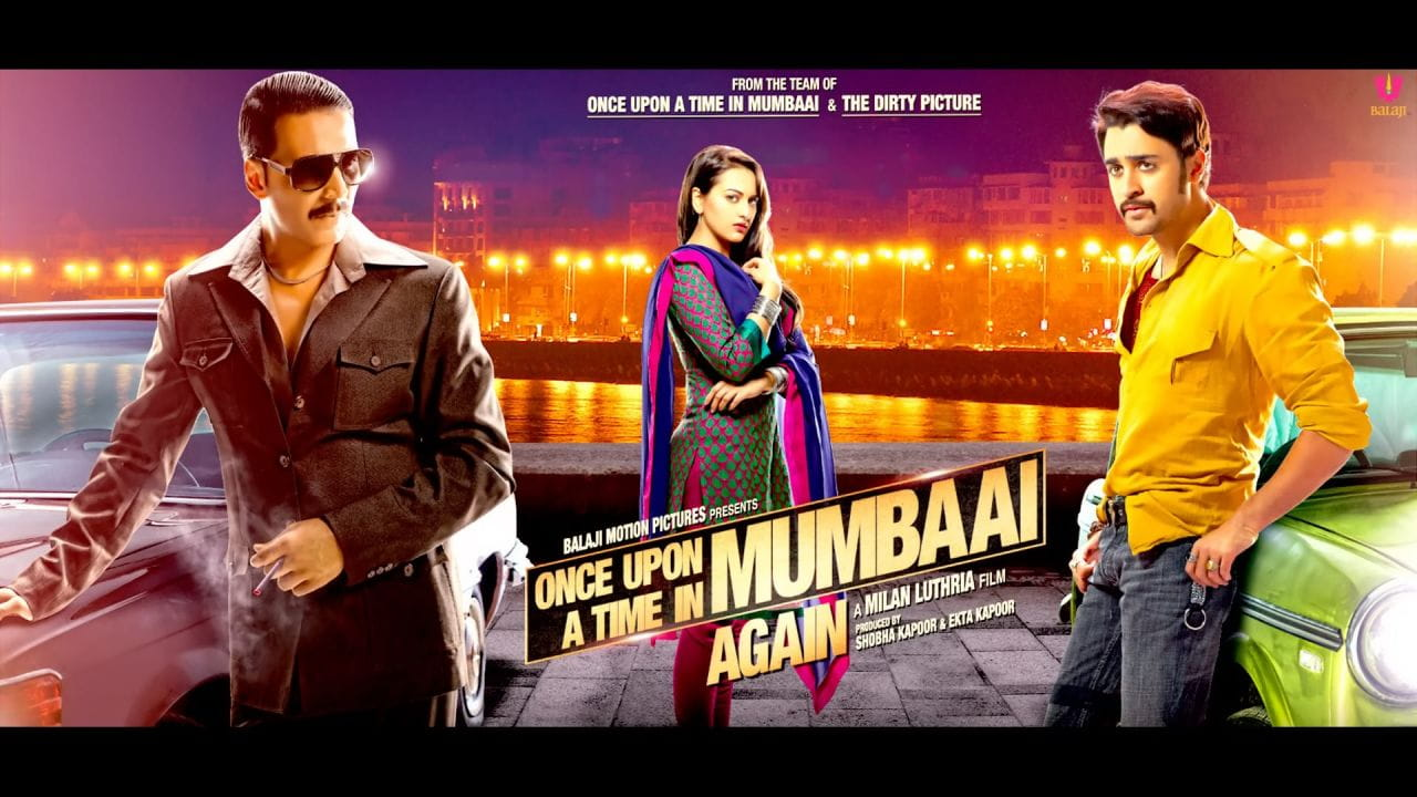 Одного разу в Мумбаї 2 дивитися онлайн