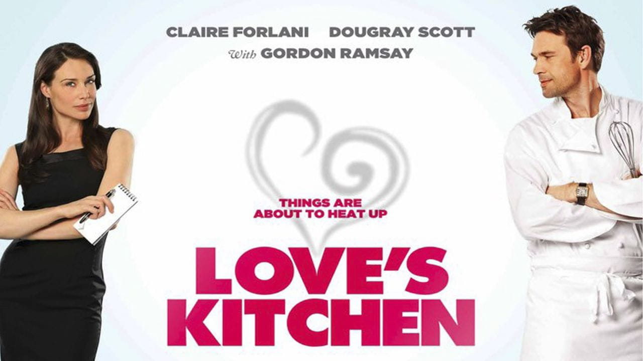 Любов і кухня дивитися онлайн