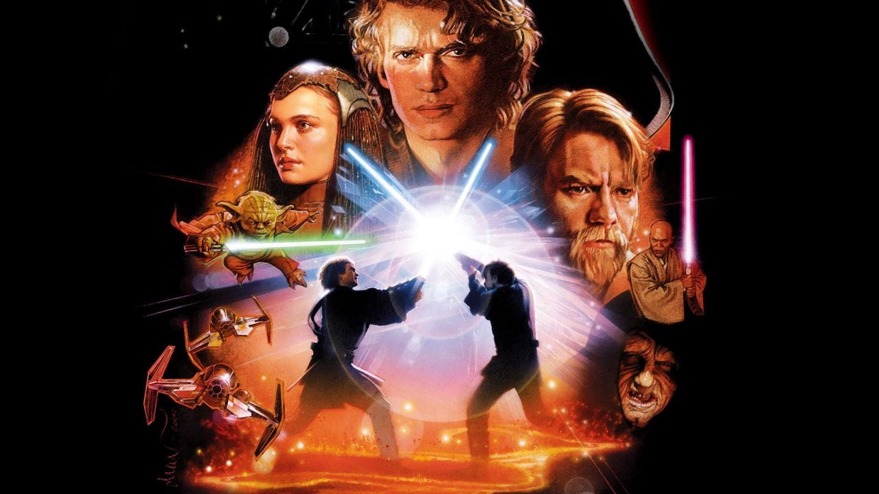 Зоряні війни: Епізод 3 – Помста ситхів дивитися онлайн