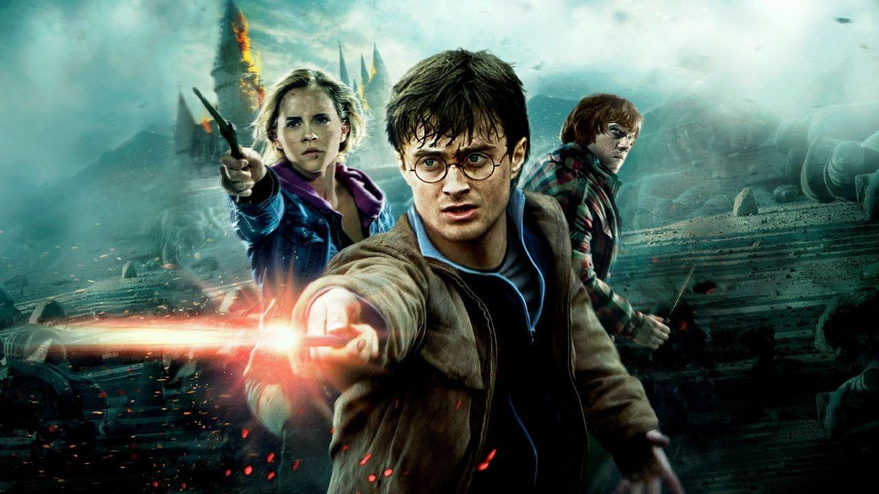 Гарри Поттер и Дары Смерти: Часть II смотреть онлайн