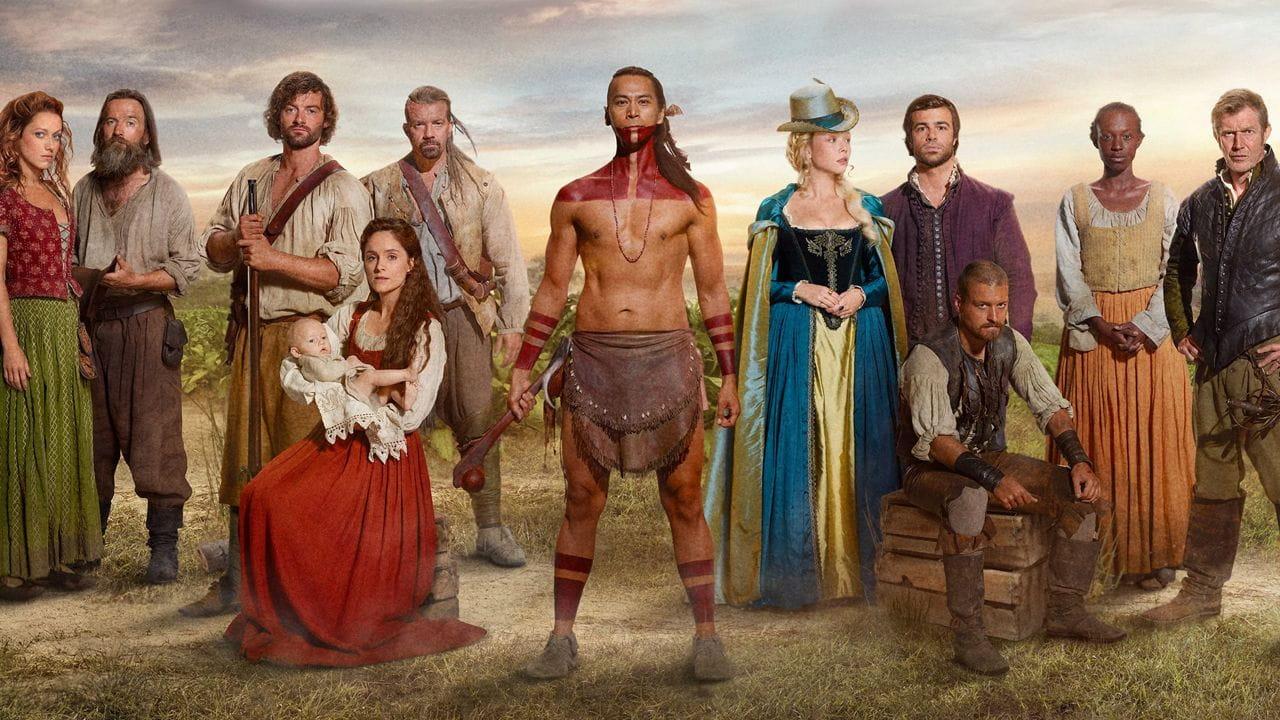 Джеймстаун: 2 сезон дивитися онлайн