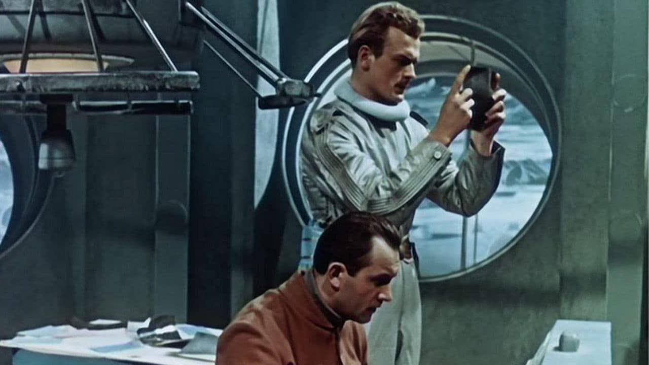 Encounter in Space watch online