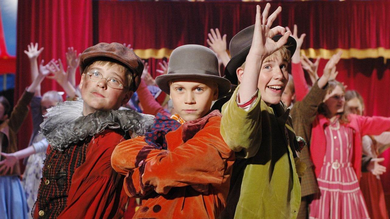 Банда Ольсена: Пригоди в цирку дивитися онлайн