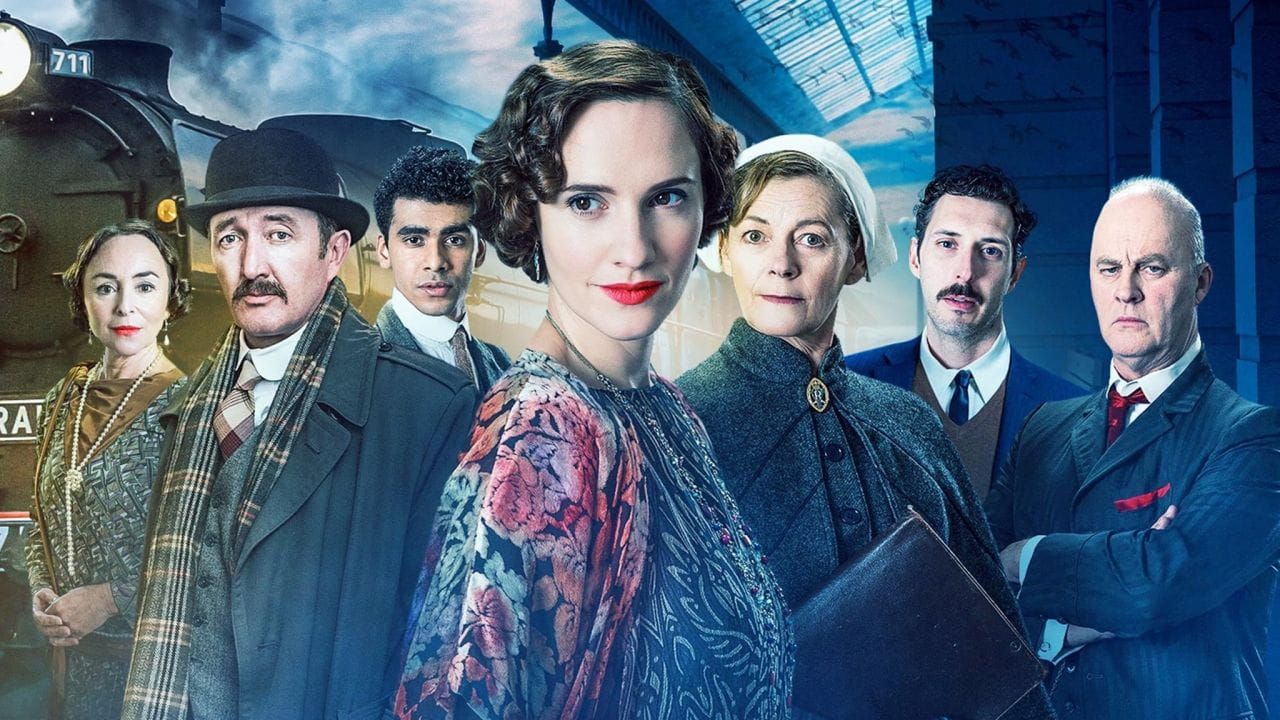 Agatha and the Truth of Murder watch online