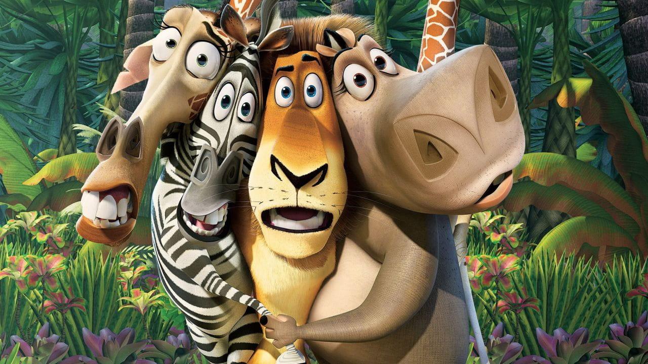 Мадагаскар дивитися онлайн