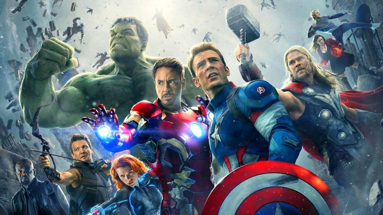 Avengers: Age of Ultron watch online