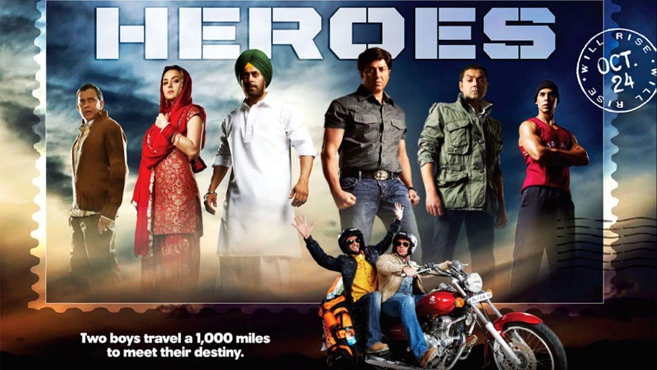 Heroes watch online