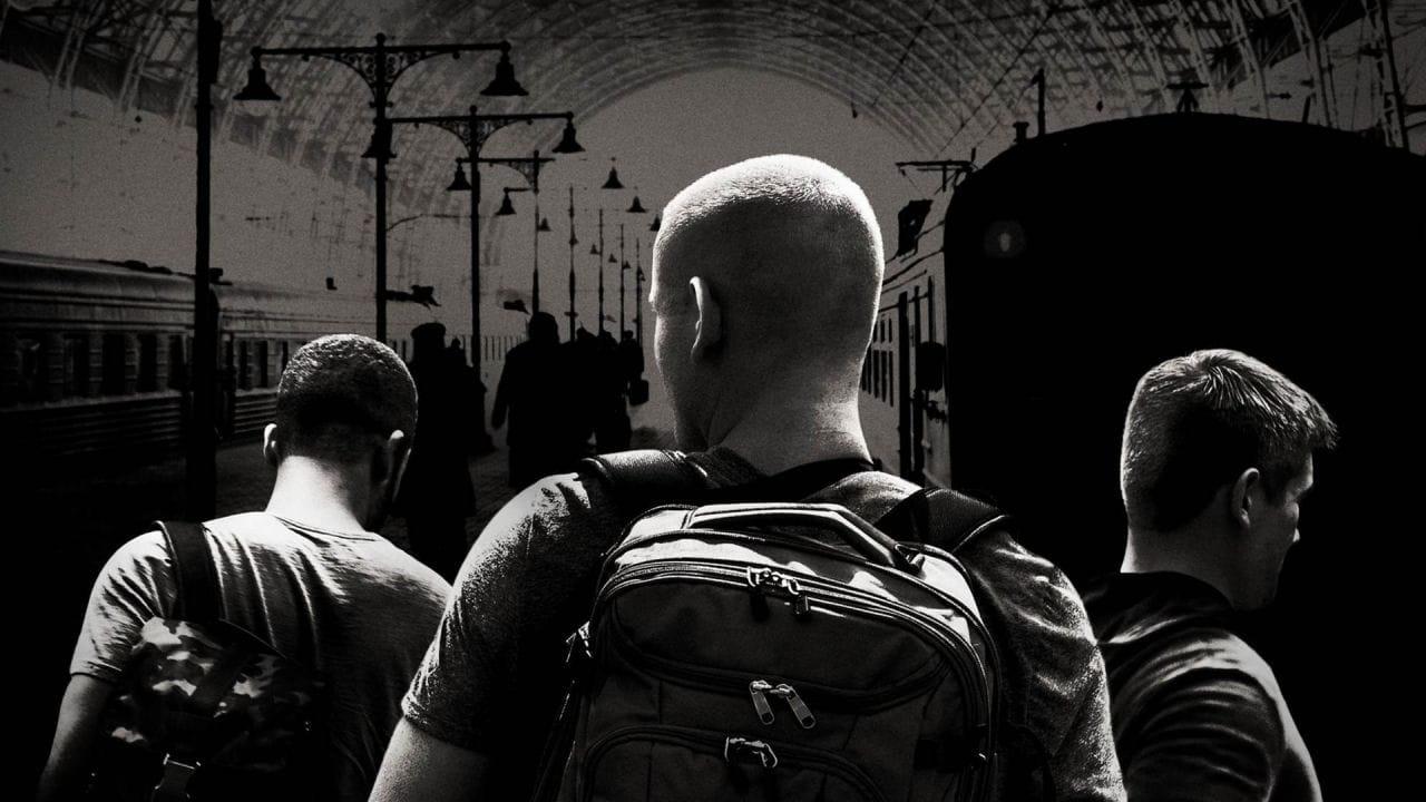 Потяг на Париж дивитися онлайн