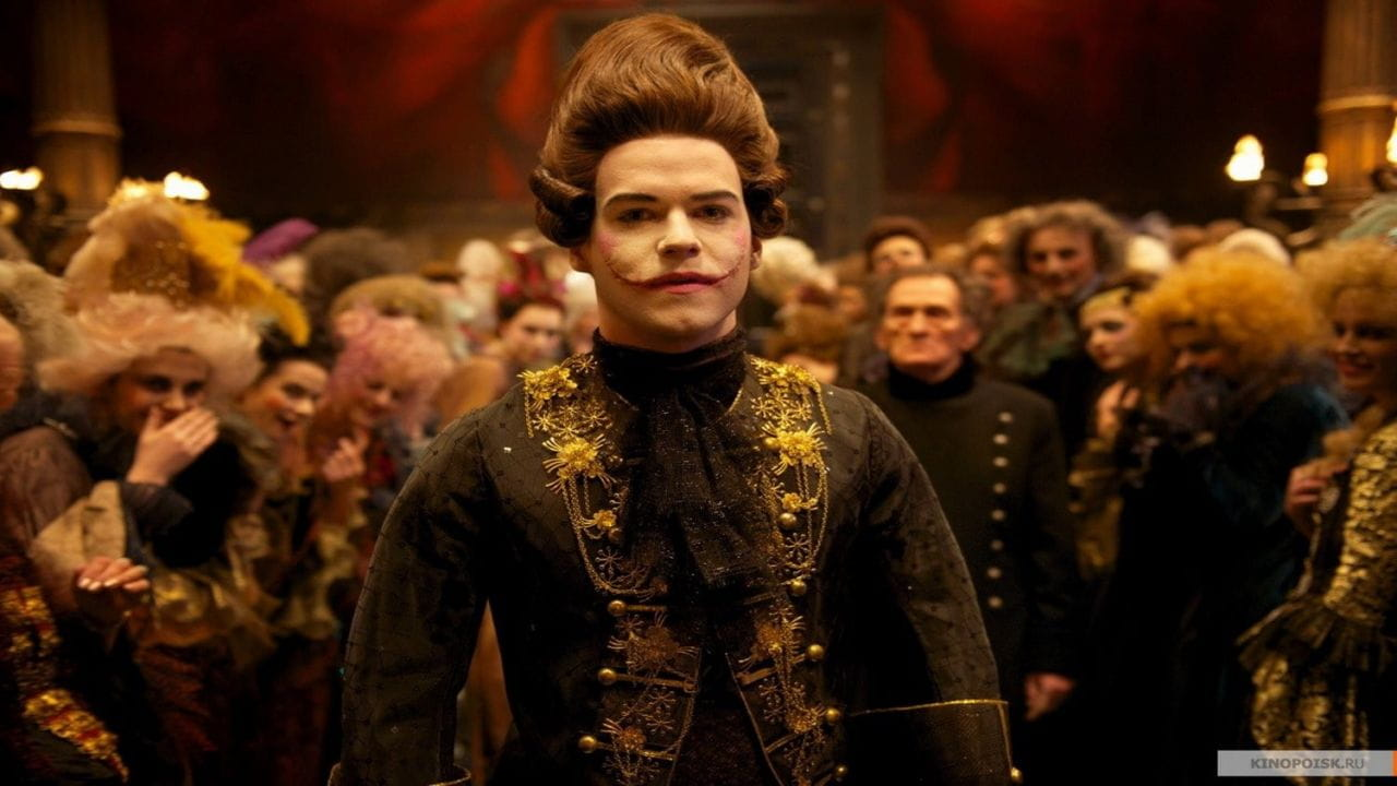 The Man Who Laughs watch online