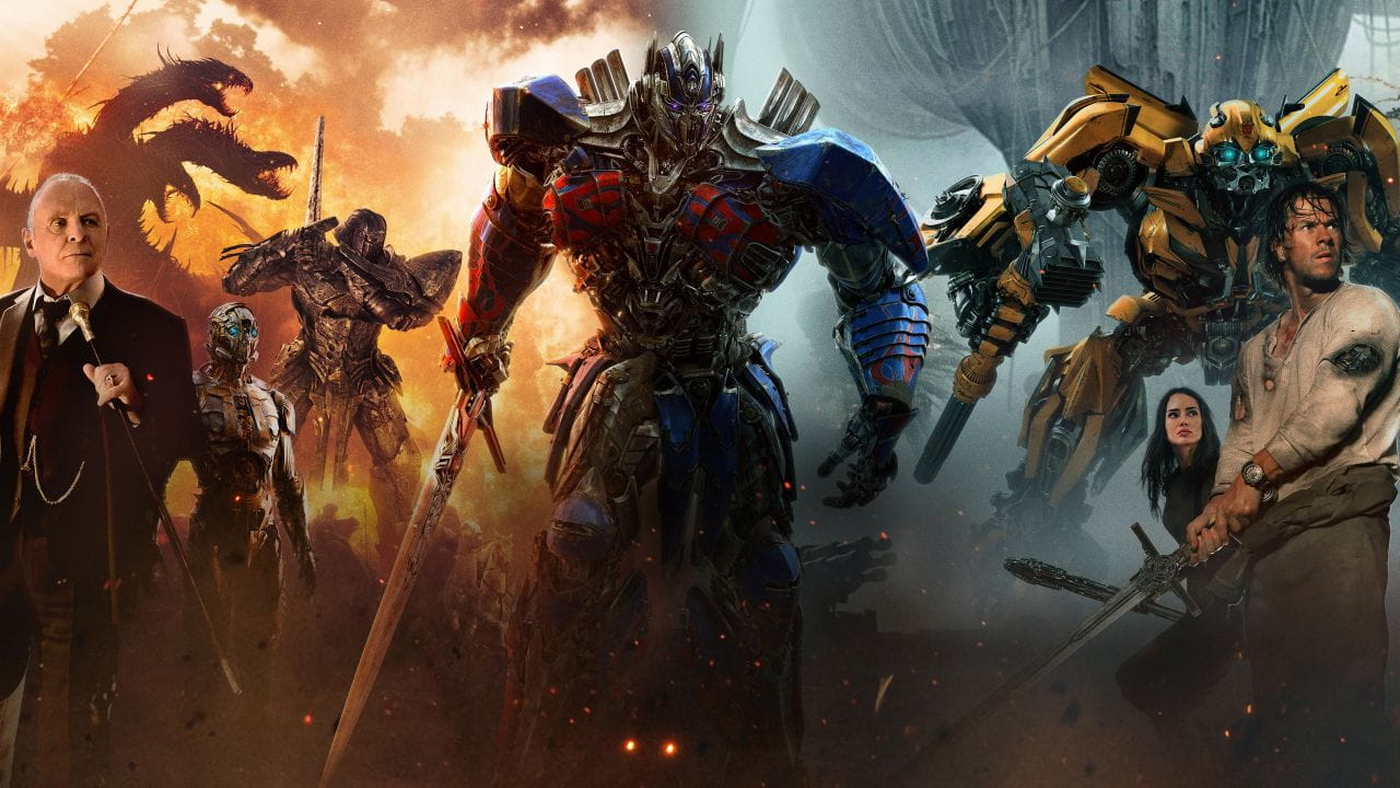 Transformers: The Last Knight watch online