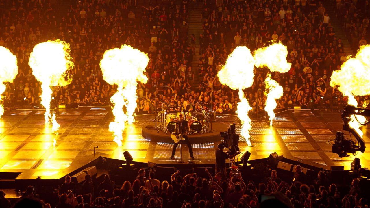 Metallica: Крізь неможливе дивитися онлайн