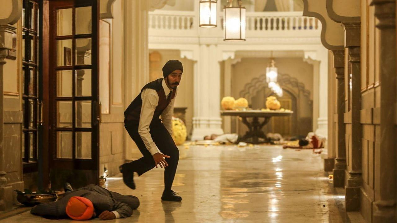 Отель Мумбаи: Противостояние смотреть онлайн