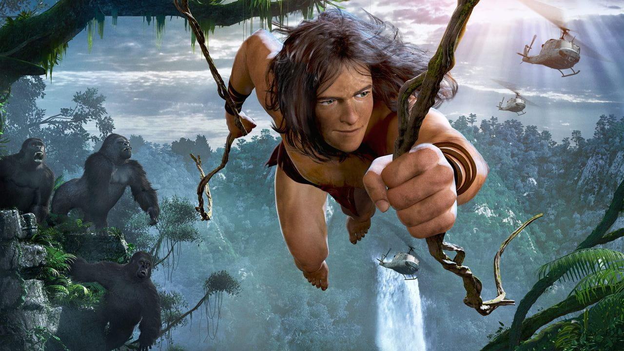 Urmăriți online Tarzan