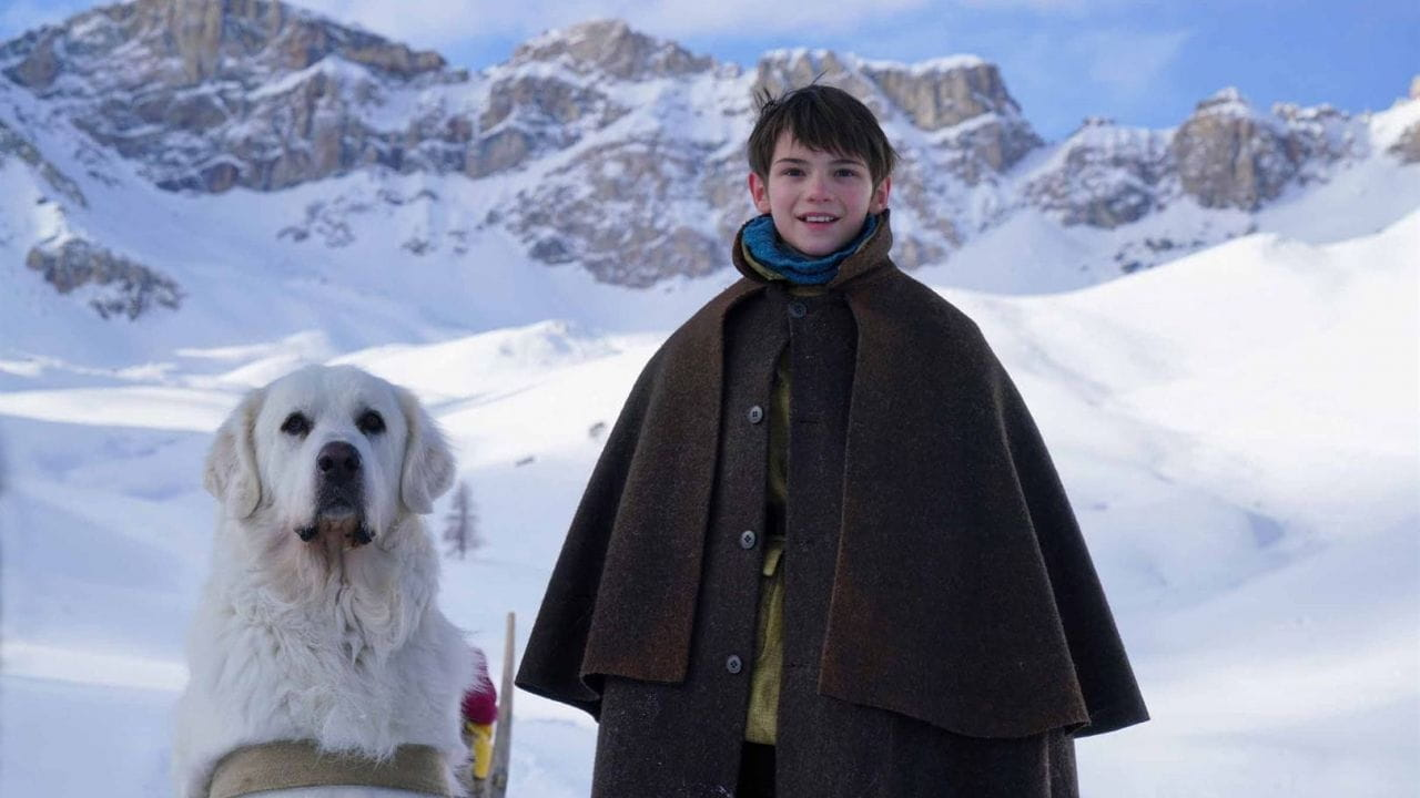 Belle and Sebastian 3: The Last Chapter watch online