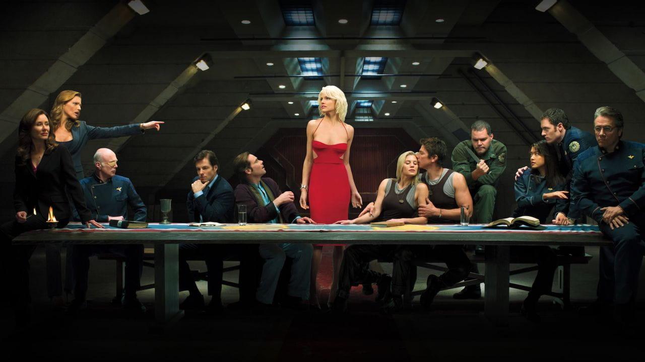 Battlestar Galactica watch online