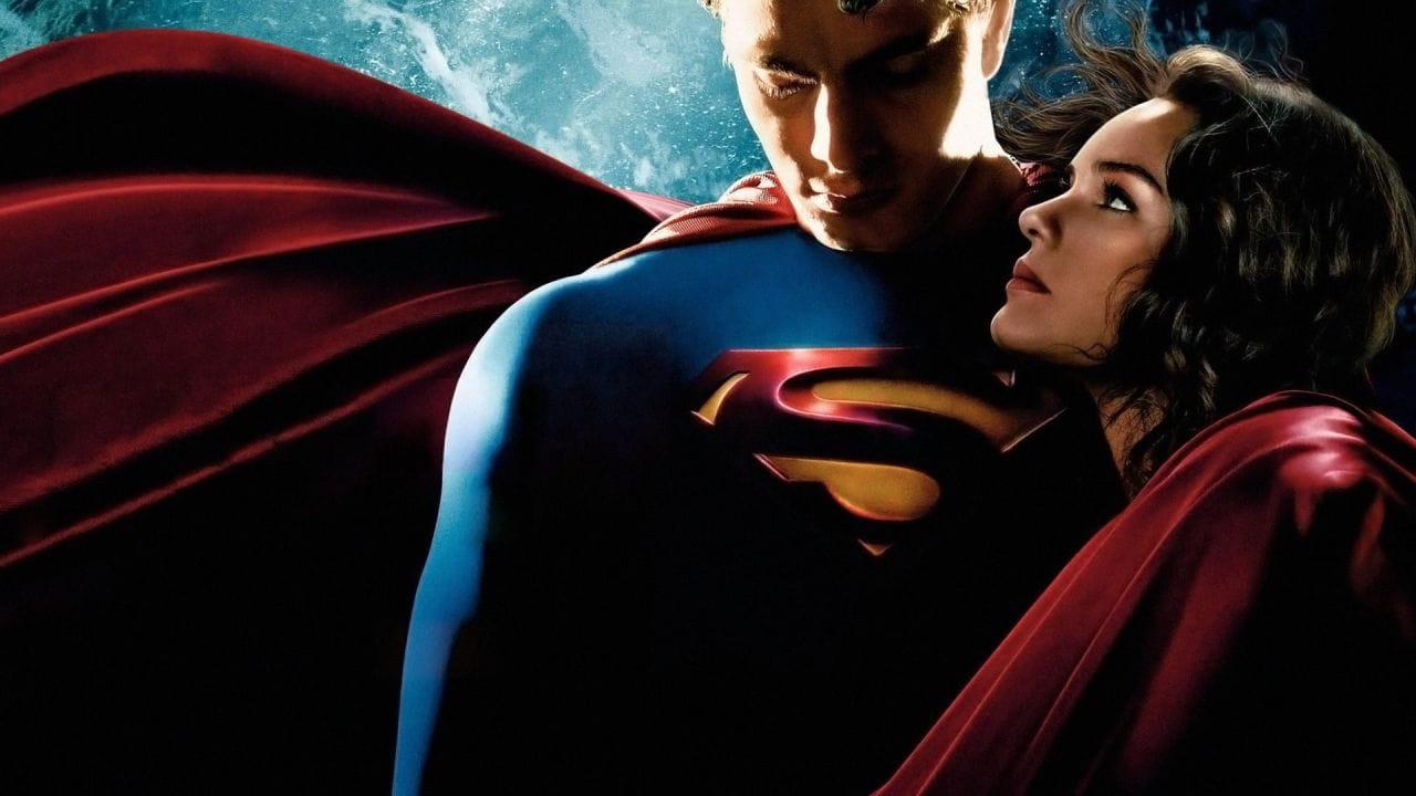 Возвращение Супермена смотреть онлайн