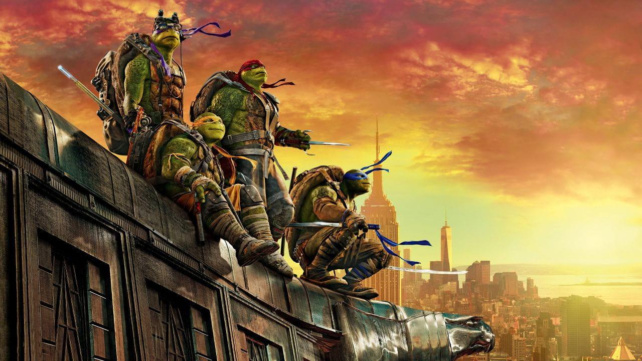 Teenage Mutant Ninja Turtles: Out of the Shadows watch online