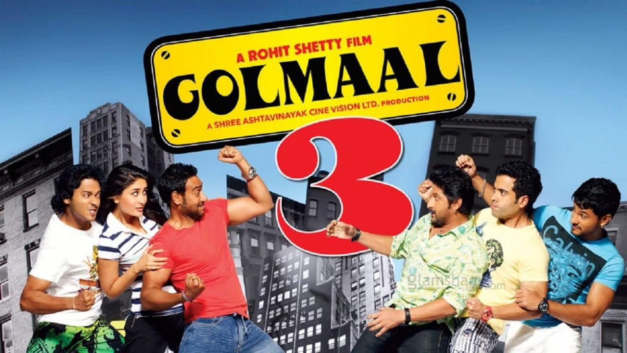 Golmaal 3 watch online