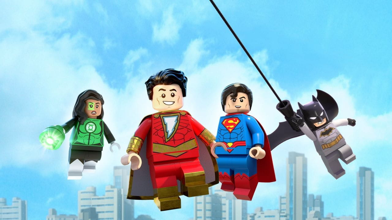 Лего Шазам: Магія і монстри дивитися онлайн