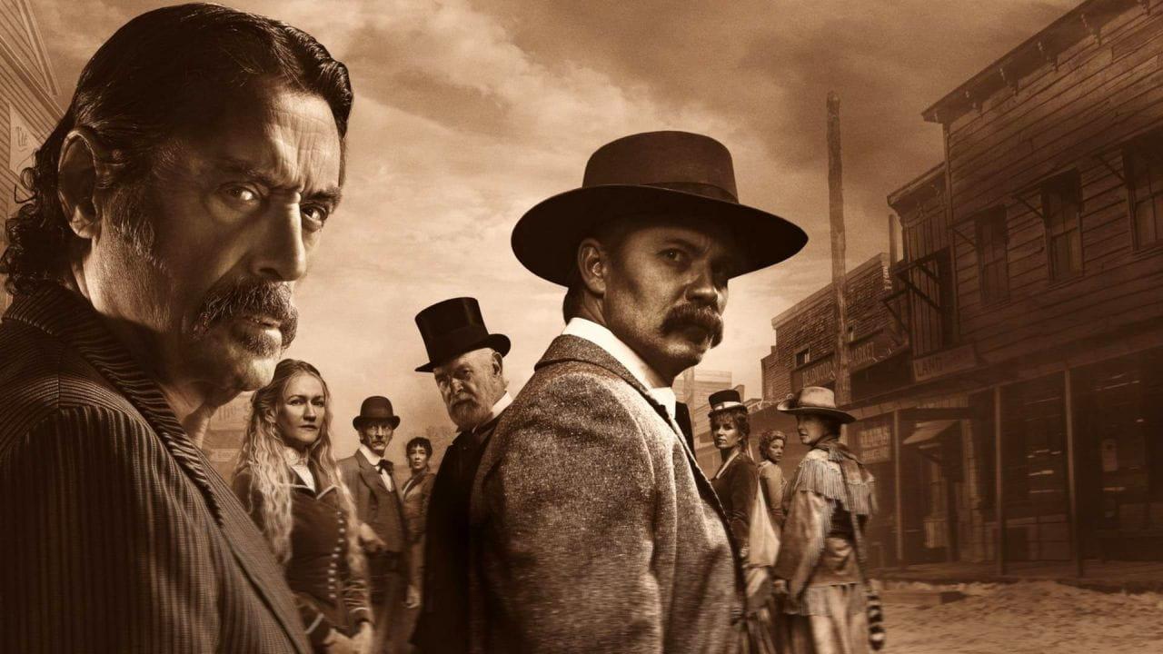 Deadwood: The Movie watch online