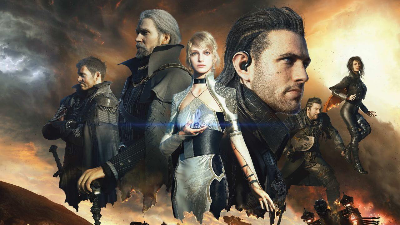 Kingsglaive: Final Fantasy XV watch online