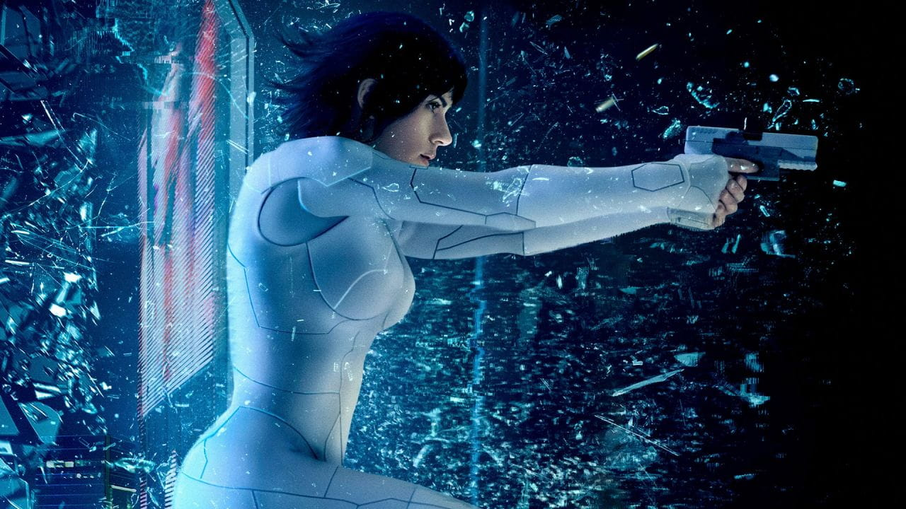 Ghost in the Shell watch online