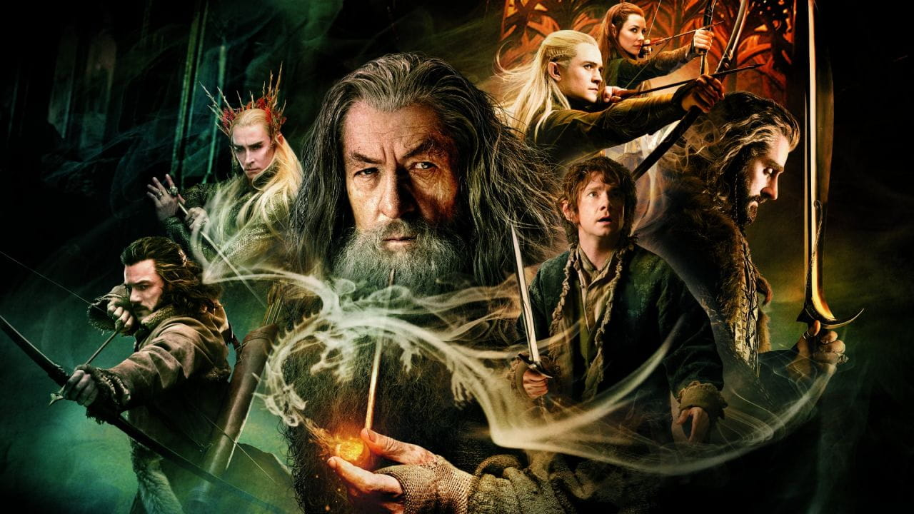 The Hobbit: The Desolation of Smaug watch online
