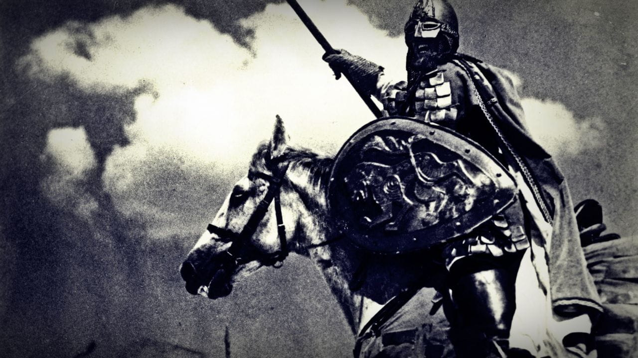 Олександр Невський дивитися онлайн